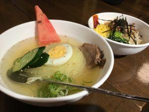 盛岡冷麺,ビビンバ,