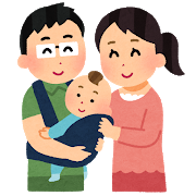 子育てポケットノート,核家族,仕事と家庭