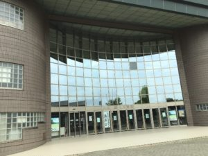 大崎地区教育研究会,講演会,田尻総合体育館