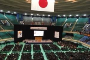 2016東京大学大学院,入学式,長男