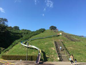 宮城県総合運動公園,ローラー滑り台