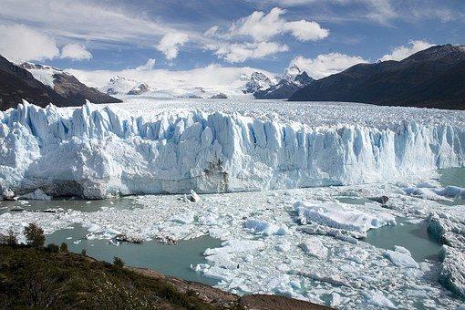 アルゼンチン,氷河,