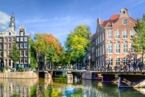 アムステルダム,運河,
