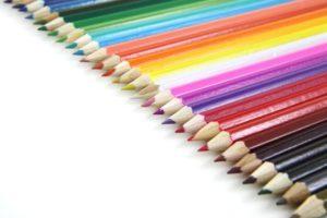 子育てポケットノート,入学準備,色鉛筆,思いをことばに