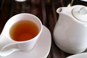 中華料理,烏龍茶,久しぶりの夕食